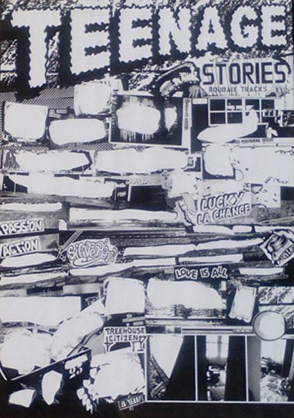 <span style='display:block;position:absolute;left:15px;top:-20px;'>Ref. V767</span>Artiste : Swyngedauw Fabien<br/>Titre de l'oeuvre : Teenage Stories<br/>Année : 2015<br/>Technique : Impression<br/>Format : 70 x 50 cm <br/>